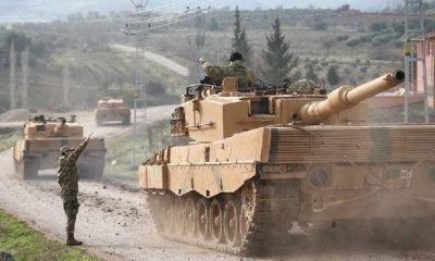 Afrin'de son durum, 4 köy teröristlerden alındı