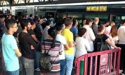 Toplu taşımada turnike devri kapanıyor