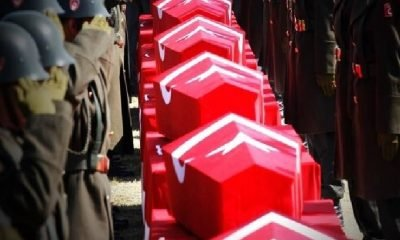 Afrin ve Kilis'te sekiz askerimiz şehit oldu!