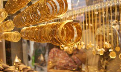 Altın fiyatları yeni haftaya başlarken geriledi