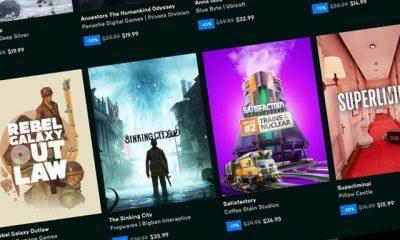 Epic Games ücretsiz oyunları neler? Epic Games bugünün ücretsiz oyunu nedir?