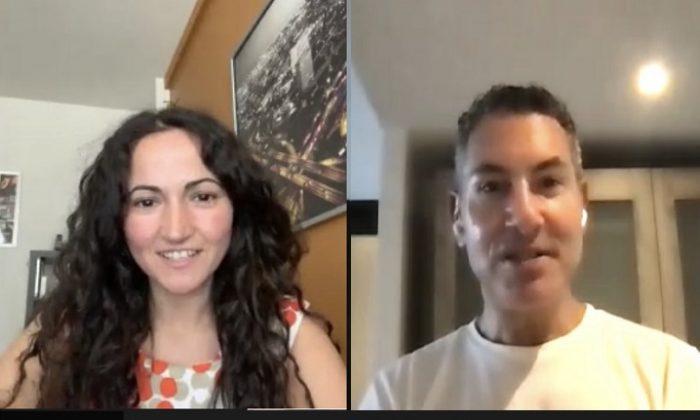 Nesli Akkol ile Todd Krim röportajı!