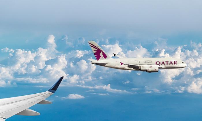 Qatar Airways'ten dünyanın ilk tam covid-19 aşılı uçuşu
