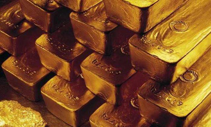 Altın sakin seyirde