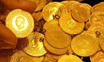 Gram altın enflasyonla birlikte yükseldi